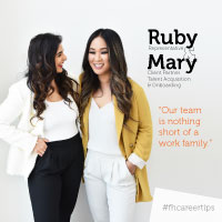 Ruby and Mary